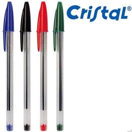Penna a sfera BIC Cristal 1mm extra fine